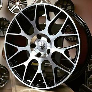 19 Inch Summer Rim Tire Package for Mustang $1699 + tax @Zracing 905 673 2828 ( 4 Rims + 4 Tires ) Falken FK510