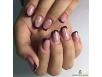 Acrylic & Gel Nail Extensions. 20% off for new clients!