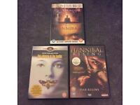 Complete Hannibal collection 1-4