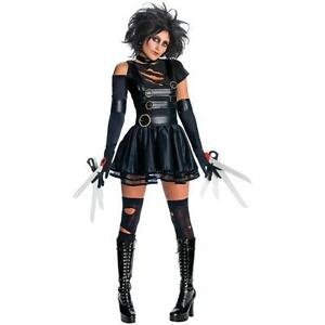 Edward Scissorhands adult ladies costume for sale Adelaide Glandore Marion Area Preview