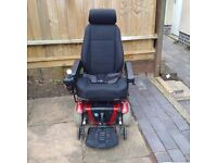 Electric Wheelchair Pride Jet Ultra 3