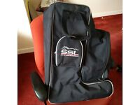 Riding Boot bag - holds boots, hat, whip, gloves etc