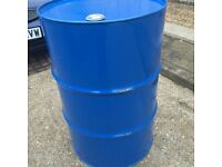Steel Oil Drums 210kg FREE
