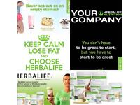 Get fit, lose weight, start your buisness