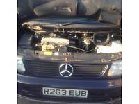 Mercedes V230 Trend Auto