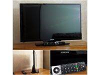 32-inch HD LED Smart TV with Freeview HD, Wi-Fi Ready