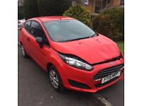 2015 Ford Fiesta 1.2 Damaged Repairable Salvage