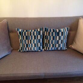 Kirkby Design Underground cushion