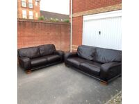 Extremely Comfortable Sofa Set - 2 & 3 seater ( free local delivery)