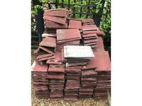 Roofing tiles job lot