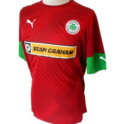 CLIFTONVILLE FC Home Football Shirt 2020-2021 NEW XL Men's Soccer Jersey Ireland image