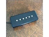Fender P90 Black Dove pickup alnico