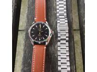 Omega seamaster Aquaterra 15000 gauss automatic watch
