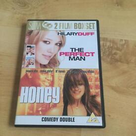The Perfect Man/Honey DVD (2006) Hilary Duff