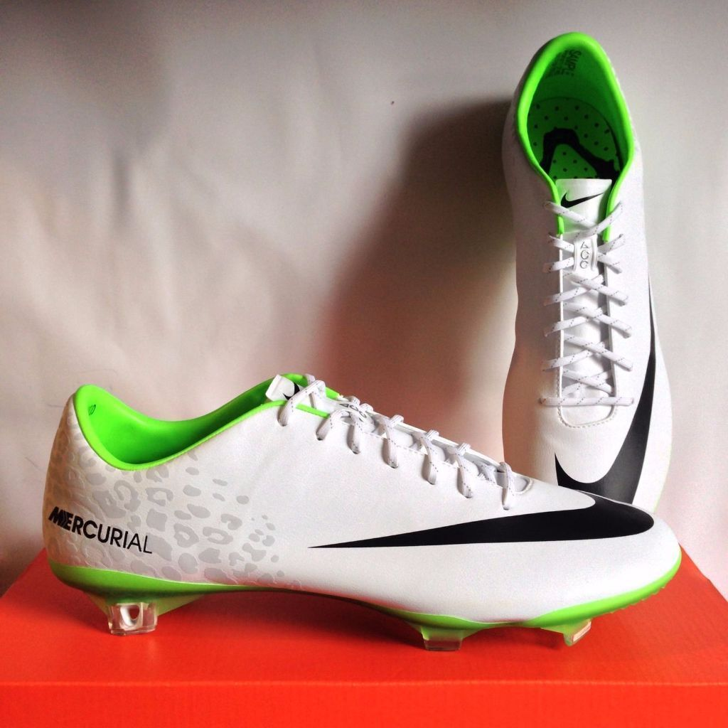 090d142a2 ... cheap nike mercurial vapor ix reflective fg pro football boots uk size  8 b909b f9da9