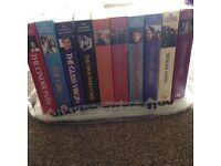 Catherine Cookson VHS video tapes set