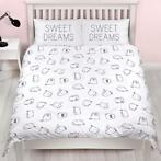 Pusheen Dekbedovertrek Sweet Dreams 200x200cm Polycotton