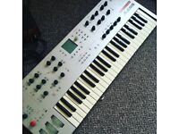 Alesis ION synth Roland Juno nord similar oberheim