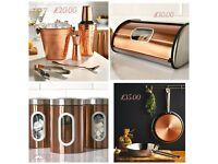 Copper Kitchen Items