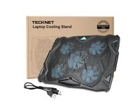 NEW: TeckNet Laptop Cooling Pad Stand