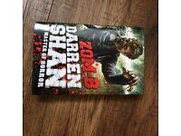 New Darren Shan book