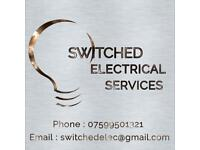 Qualified Electrician, Reliable and affordable!