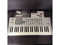 Korg Kontrol 49 - Professional USB / MIDI Controller Keyboard