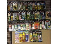 WANTED Vintage Star Wars Toys, loose, boxed, carded CASH WAITING