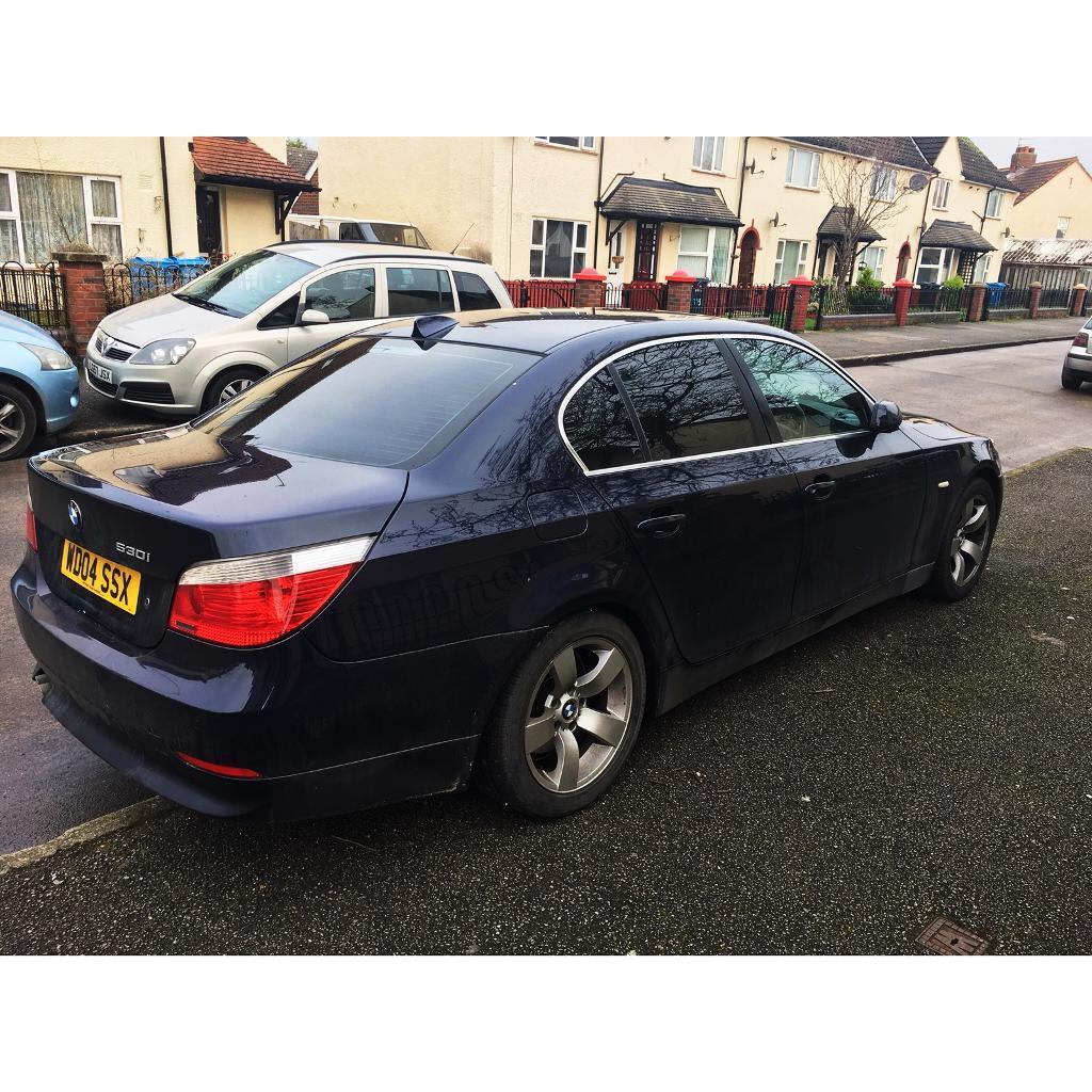 Bmw 530i 2004 Model Blue 4dr In Hull East Yorkshire