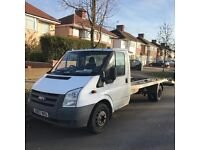 Ford transit Recovery truck 2.4 6 speed 115 17ft bed excellent runner
