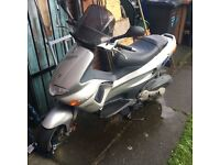 Gilera 172 registered as 125