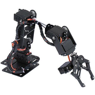 Diy Servo Control Robot 6-dof Robot Mechanical Arm For  Learning Kits