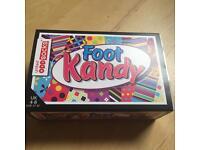UNITED ODDSOCKS FOOT KANDY SIX FUNKY ODD SOCKS FOR LADIES UK 4 - 8 GIFT IDEA
