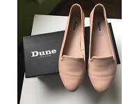 Dune Ladies Flat Shoes - Size 4 (37)