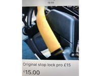 Original stop lock pro £15