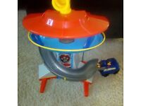 Paw Patrol Hide Out (lights and sounds) Toy