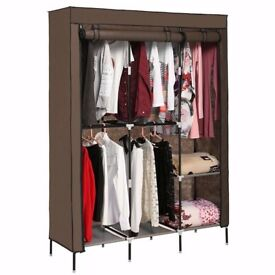 Foldable Closed Wardrobe Closet