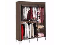 Foldable Closed Wardrobe Closet