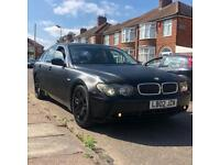 Bmw 735i E65 7 Series V8 735 - Open To Offers Or Px