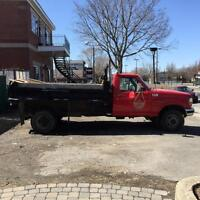 Camion Ford F450 1996