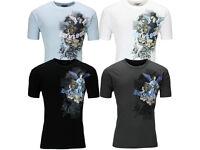 Wholesale Joblot Job Lot Mens Printed T Shirt Biker Style Angel Cotton Markets Shops Bootsales eBay