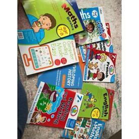 Age 6-7 school books