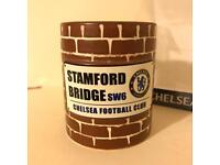 Chelsea FC logo cup /mug (brand new)