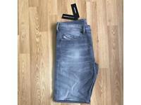 Men's Diesel Denim Shorts