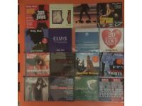 Various Artists Music CD's Pop, Rock, Country, Easy Listening, Classical
