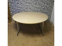 Round Office/Conference Desk