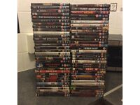 Job lot DVDs horrors