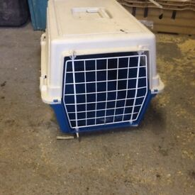 Cat/ small animal carry cage