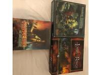 3 brand new board games