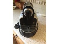 Nespresso magimix coffee pod machine
